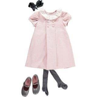 <img class='new_mark_img1' src='https://img.shop-pro.jp/img/new/icons14.gif' style='border:none;display:inline;margin:0px;padding:0px;width:auto;' />Amaia Kids - Rose dress (Pink)