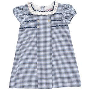 <img class='new_mark_img1' src='https://img.shop-pro.jp/img/new/icons14.gif' style='border:none;display:inline;margin:0px;padding:0px;width:auto;' />Amaia Kids - Beatrice dress (Blue)