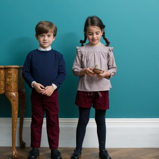 <img class='new_mark_img1' src='https://img.shop-pro.jp/img/new/icons14.gif' style='border:none;display:inline;margin:0px;padding:0px;width:auto;' />Amaia Kids - Betty short (Burgundy)