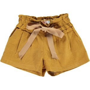<img class='new_mark_img1' src='https://img.shop-pro.jp/img/new/icons14.gif' style='border:none;display:inline;margin:0px;padding:0px;width:auto;' />Amaia Kids - Betty short (Mustard)
