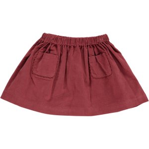 <img class='new_mark_img1' src='https://img.shop-pro.jp/img/new/icons14.gif' style='border:none;display:inline;margin:0px;padding:0px;width:auto;' />Amaia Kids - Sarah skirt (Terracota)