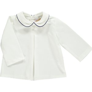 <img class='new_mark_img1' src='https://img.shop-pro.jp/img/new/icons14.gif' style='border:none;display:inline;margin:0px;padding:0px;width:auto;' />Amaia Kids - Curious shirt (Navy)