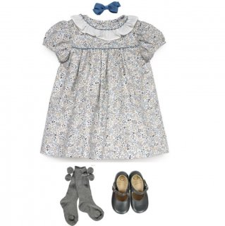 <img class='new_mark_img1' src='https://img.shop-pro.jp/img/new/icons14.gif' style='border:none;display:inline;margin:0px;padding:0px;width:auto;' />Amaia Kids - Ruby dress (Blue)