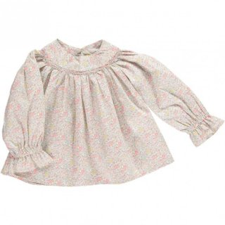 <img class='new_mark_img1' src='https://img.shop-pro.jp/img/new/icons20.gif' style='border:none;display:inline;margin:0px;padding:0px;width:auto;' />20%OFF!! - Amaia Kids - Phoebe blouse (Liberty)