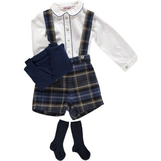 <img class='new_mark_img1' src='https://img.shop-pro.jp/img/new/icons14.gif' style='border:none;display:inline;margin:0px;padding:0px;width:auto;' />《Last 1!》Amaia Kids - Spinach shorts (Blue)