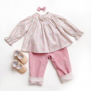 <img class='new_mark_img1' src='https://img.shop-pro.jp/img/new/icons14.gif' style='border:none;display:inline;margin:0px;padding:0px;width:auto;' />Amaia Kids - Tito trousers (Liberty)