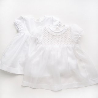 <img class='new_mark_img1' src='https://img.shop-pro.jp/img/new/icons14.gif' style='border:none;display:inline;margin:0px;padding:0px;width:auto;' />Malvi & Co. - Baptism dress