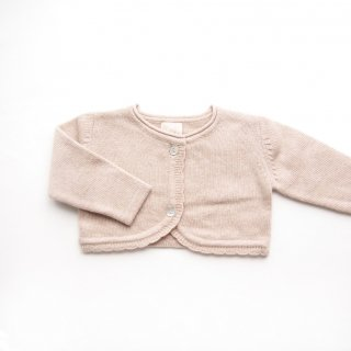 Malvi & Co. - Scallops bolero(Camel)