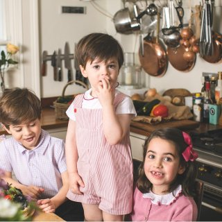 <img class='new_mark_img1' src='https://img.shop-pro.jp/img/new/icons14.gif' style='border:none;display:inline;margin:0px;padding:0px;width:auto;' />Amaia Kids - Croque monsieur (Red)