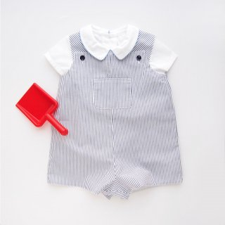 <img class='new_mark_img1' src='https://img.shop-pro.jp/img/new/icons20.gif' style='border:none;display:inline;margin:0px;padding:0px;width:auto;' />30%OFF Amaia Kids SS19 - Croque monsieur (Navy)