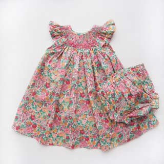 <img class='new_mark_img1' src='https://img.shop-pro.jp/img/new/icons20.gif' style='border:none;display:inline;margin:0px;padding:0px;width:auto;' />30%OFF Amaia Kids SS19 - Camilla set (Liberty Pink )