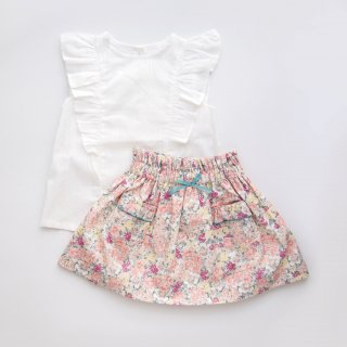 <img class='new_mark_img1' src='https://img.shop-pro.jp/img/new/icons14.gif' style='border:none;display:inline;margin:0px;padding:0px;width:auto;' />Amaia Kids - Gisele skirt (Floral)