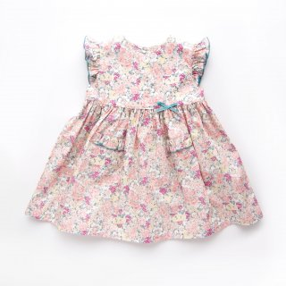 <img class='new_mark_img1' src='https://img.shop-pro.jp/img/new/icons14.gif' style='border:none;display:inline;margin:0px;padding:0px;width:auto;' />Amaia Kids - Angela dress(Floral)
