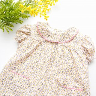 <img class='new_mark_img1' src='https://img.shop-pro.jp/img/new/icons14.gif' style='border:none;display:inline;margin:0px;padding:0px;width:auto;' />Amaia Kids - Diane baby set (yellow)