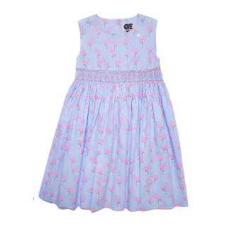 <img class='new_mark_img1' src='https://img.shop-pro.jp/img/new/icons14.gif' style='border:none;display:inline;margin:0px;padding:0px;width:auto;' />Question Everything - Mary dress (Pink flamingo)