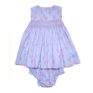 <img class='new_mark_img1' src='https://img.shop-pro.jp/img/new/icons14.gif' style='border:none;display:inline;margin:0px;padding:0px;width:auto;' />Question Everything - Shirley dress (Pink flamingo)
