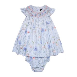 <img class='new_mark_img1' src='https://img.shop-pro.jp/img/new/icons14.gif' style='border:none;display:inline;margin:0px;padding:0px;width:auto;' />Question Everything - Marie dress (Blue floral)