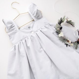 <img class='new_mark_img1' src='https://img.shop-pro.jp/img/new/icons14.gif' style='border:none;display:inline;margin:0px;padding:0px;width:auto;' />Camellia boutique - Angel dress (Grey)