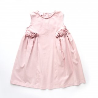 <img class='new_mark_img1' src='https://img.shop-pro.jp/img/new/icons14.gif' style='border:none;display:inline;margin:0px;padding:0px;width:auto;' />Malvi & Co. - Jersey rose dress (Powder pink)