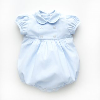 <img class='new_mark_img1' src='https://img.shop-pro.jp/img/new/icons14.gif' style='border:none;display:inline;margin:0px;padding:0px;width:auto;' />Amaia Kids - Baby doll romper (Pale blue)