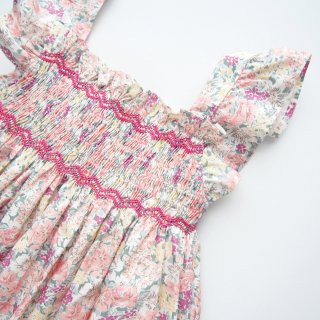 <img class='new_mark_img1' src='https://img.shop-pro.jp/img/new/icons14.gif' style='border:none;display:inline;margin:0px;padding:0px;width:auto;' />Amaia Kids - Felicity dress (Floral)