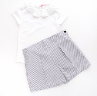 <img class='new_mark_img1' src='https://img.shop-pro.jp/img/new/icons20.gif' style='border:none;display:inline;margin:0px;padding:0px;width:auto;' />40%OFF Amaia Kids SS19 - Berenice short (Red/ Navy)