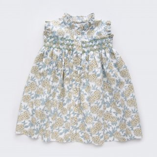 <img class='new_mark_img1' src='https://img.shop-pro.jp/img/new/icons14.gif' style='border:none;display:inline;margin:0px;padding:0px;width:auto;' />Amaia Kids - Hydrangea dress