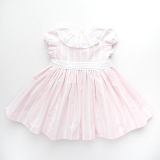 <img class='new_mark_img1' src='https://img.shop-pro.jp/img/new/icons14.gif' style='border:none;display:inline;margin:0px;padding:0px;width:auto;' />baby lai - Stripy dress (Pink)
