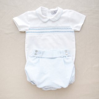 <img class='new_mark_img1' src='https://img.shop-pro.jp/img/new/icons14.gif' style='border:none;display:inline;margin:0px;padding:0px;width:auto;' />Laivicar - Smocked baby boy set up