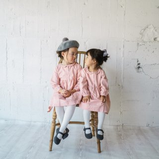 <img class='new_mark_img1' src='https://img.shop-pro.jp/img/new/icons14.gif' style='border:none;display:inline;margin:0px;padding:0px;width:auto;' />Bobine Paris - Robe Claire (Pink)