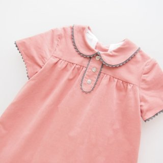 <img class='new_mark_img1' src='https://img.shop-pro.jp/img/new/icons14.gif' style='border:none;display:inline;margin:0px;padding:0px;width:auto;' />Amaia Kids - Fleur dress (Pink)