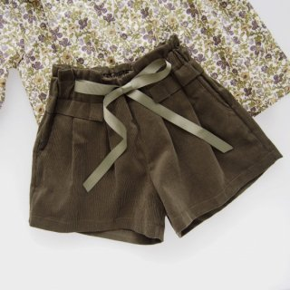 <img class='new_mark_img1' src='https://img.shop-pro.jp/img/new/icons14.gif' style='border:none;display:inline;margin:0px;padding:0px;width:auto;' />Amaia Kids -  Betty shorts (Sage green)