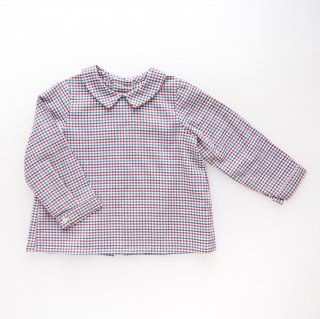 <img class='new_mark_img1' src='https://img.shop-pro.jp/img/new/icons14.gif' style='border:none;display:inline;margin:0px;padding:0px;width:auto;' />Amaia Kids -  Mallard shirt (Multi gingham)
