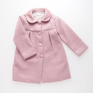 <img class='new_mark_img1' src='https://img.shop-pro.jp/img/new/icons14.gif' style='border:none;display:inline;margin:0px;padding:0px;width:auto;' />Malvi&Co. - Classic wool coat (Pink)