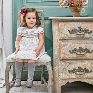 <img class='new_mark_img1' src='https://img.shop-pro.jp/img/new/icons14.gif' style='border:none;display:inline;margin:0px;padding:0px;width:auto;' />Amaia Kids -  Moohren dress (Floral)