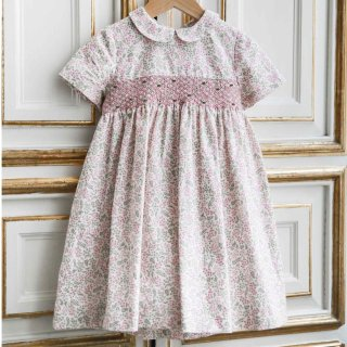 <img class='new_mark_img1' src='https://img.shop-pro.jp/img/new/icons14.gif' style='border:none;display:inline;margin:0px;padding:0px;width:auto;' />Twin and Chic - Charlotte dress (Pink)