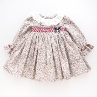 Laivicar / baby lai - Smocked floral dress