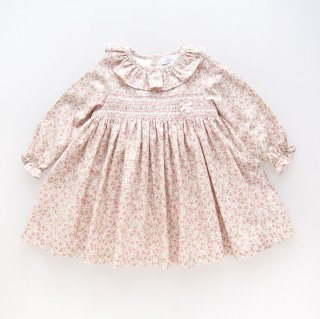 <img class='new_mark_img1' src='https://img.shop-pro.jp/img/new/icons14.gif' style='border:none;display:inline;margin:0px;padding:0px;width:auto;' />Laivicar / baby lai - Smocked floral dress