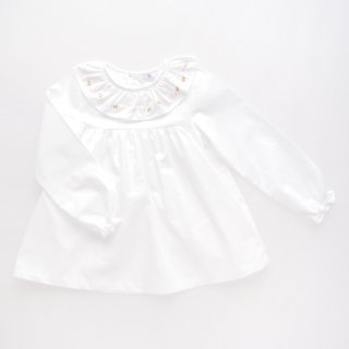 <img class='new_mark_img1' src='https://img.shop-pro.jp/img/new/icons14.gif' style='border:none;display:inline;margin:0px;padding:0px;width:auto;' />Laivicar / baby lai - Embroidery collar blouse