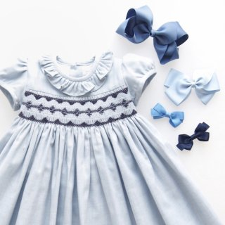 <img class='new_mark_img1' src='https://img.shop-pro.jp/img/new/icons14.gif' style='border:none;display:inline;margin:0px;padding:0px;width:auto;' />Amaia Kids -  Moohren dress (Pale blue)