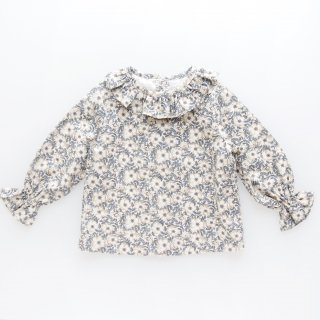 <img class='new_mark_img1' src='https://img.shop-pro.jp/img/new/icons14.gif' style='border:none;display:inline;margin:0px;padding:0px;width:auto;' />Amaia Kids -  Amelia blouse (Liberty grey)