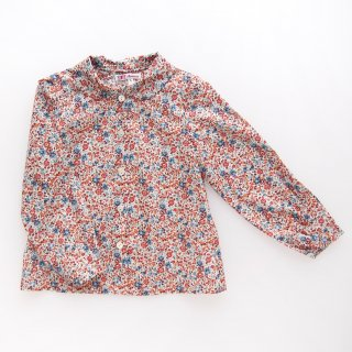 <img class='new_mark_img1' src='https://img.shop-pro.jp/img/new/icons14.gif' style='border:none;display:inline;margin:0px;padding:0px;width:auto;' />Amaia Kids -  Celia blouse (Liberty terracotta)