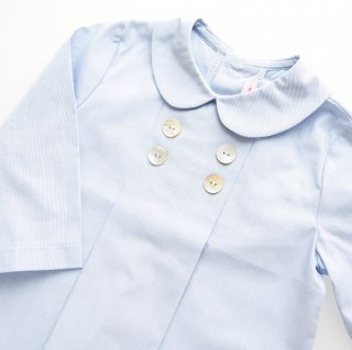<img class='new_mark_img1' src='https://img.shop-pro.jp/img/new/icons23.gif' style='border:none;display:inline;margin:0px;padding:0px;width:auto;' />15%OFF - Amaia Kids -  Thomas shirt (Blue stripe)