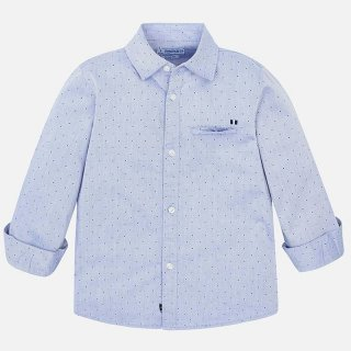 <img class='new_mark_img1' src='https://img.shop-pro.jp/img/new/icons14.gif' style='border:none;display:inline;margin:0px;padding:0px;width:auto;' />Mayoral - Long sleeve dots shirts