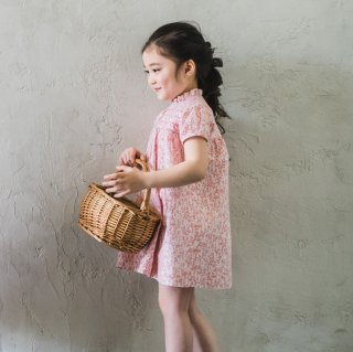 <img class='new_mark_img1' src='https://img.shop-pro.jp/img/new/icons14.gif' style='border:none;display:inline;margin:0px;padding:0px;width:auto;' />Amaia Kids - Michigan dress (Salmon)