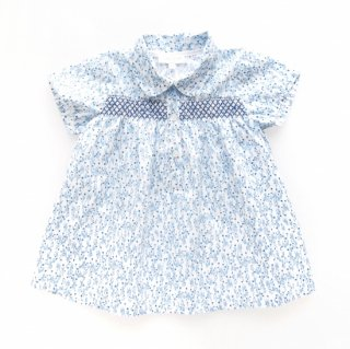 <img class='new_mark_img1' src='https://img.shop-pro.jp/img/new/icons14.gif' style='border:none;display:inline;margin:0px;padding:0px;width:auto;' />Amaia Kids - Barcelona blouse (Blue)