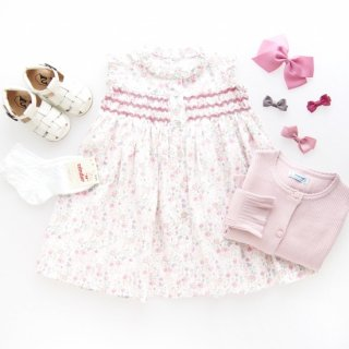 <img class='new_mark_img1' src='https://img.shop-pro.jp/img/new/icons14.gif' style='border:none;display:inline;margin:0px;padding:0px;width:auto;' />Amaia Kids - Hydrangea dress (Floral)