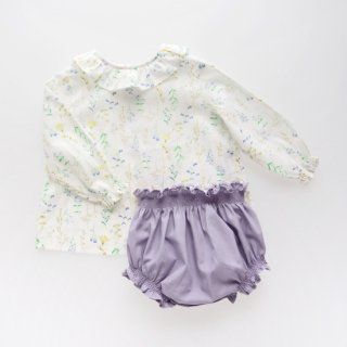 <img class='new_mark_img1' src='https://img.shop-pro.jp/img/new/icons14.gif' style='border:none;display:inline;margin:0px;padding:0px;width:auto;' />Twin and Chic - Little Lila set (Floral)