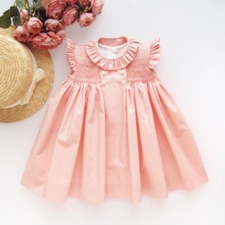 <img class='new_mark_img1' src='https://img.shop-pro.jp/img/new/icons14.gif' style='border:none;display:inline;margin:0px;padding:0px;width:auto;' />Aruca - Peonia smocked dress