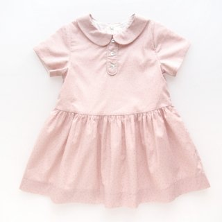 <img class='new_mark_img1' src='https://img.shop-pro.jp/img/new/icons14.gif' style='border:none;display:inline;margin:0px;padding:0px;width:auto;' />Amaia Kids - Bristol dress (Pink dots)